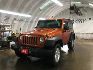 2011 Jeep Wrangler Sport 4wd*All Credit Types*60 sec Credit App