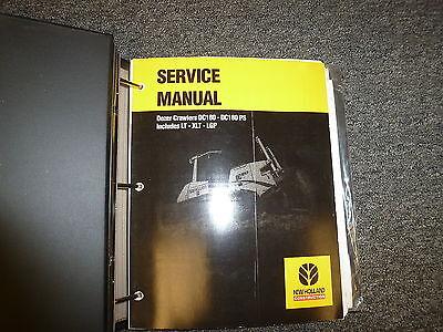 New Holland Dc180 Dc180 Ps Lt Xlt Lgp Dozer Crawler Shop Service Repair Manual