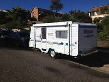 16 ft Windsor Rapid caravan with a difference Warwick Joondalup Area Preview