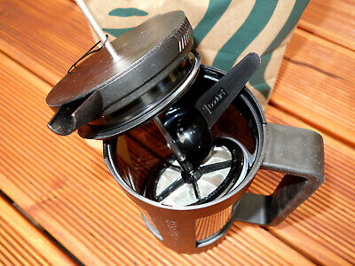 BODUM Französische Filterkaffee Kaffeepresse,