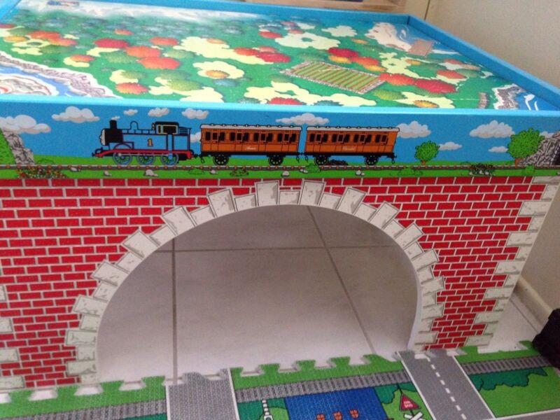 Thomas Train Set Thomas Train Table