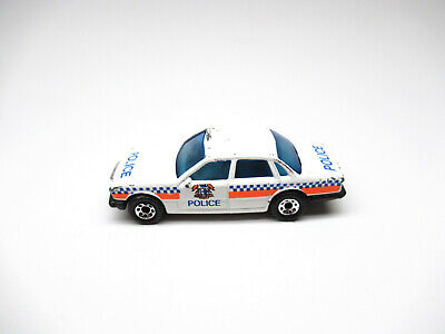 MATCHBOX SUPERFAST JAGUAR XJ6 POLICE CAR