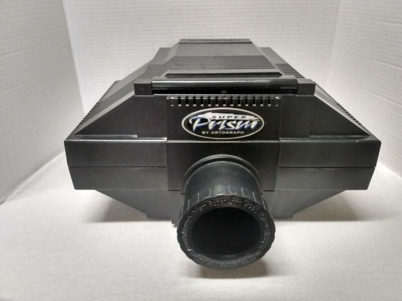Artograph Super Prism image projector with lens 225-197 great condition