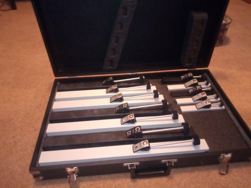 SUZUKI Tone Chime Handbells HB-120A 12 Sound Add on set