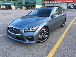 Infiniti Q50S 3.7 Complete package