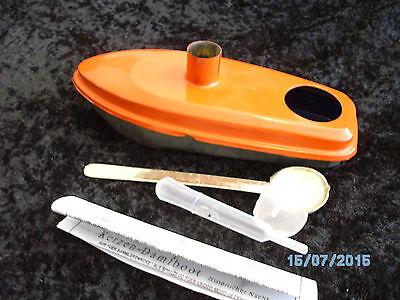 "Kerzenboot Piff Paff Pop Pop Knattermotor Knatterboot Dampfmotor    "" Sonder2"""