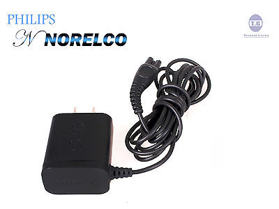 Norelco Charging Cord (Genuine Philips Norelco AC Power Supply Charging Cord Charger Adapter for Shaver )
