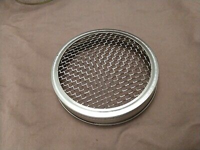 Varroa Mite Test - Lid Only - Fits Wide Mouth Canning Jar