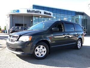 2011 Dodge Grand Caravan 3.6L V6, LOW KMS, PERFECT FOR THAT GROW