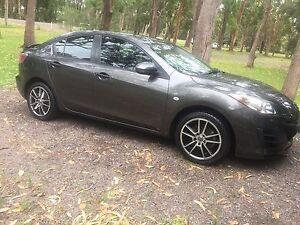 2009 Mazda Mazda3 Sedan Salt Ash Port Stephens Area Preview