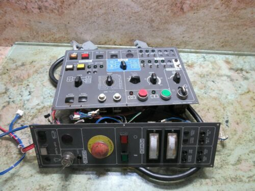 MATSUURA RA-3F CNC VERTICAL MILL EN4-1400A EN4-1401A OPERATOR CONTROL PANEL