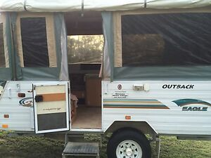 2003 JAYCO EAGLE OUTBACK Capalaba Brisbane South East Preview