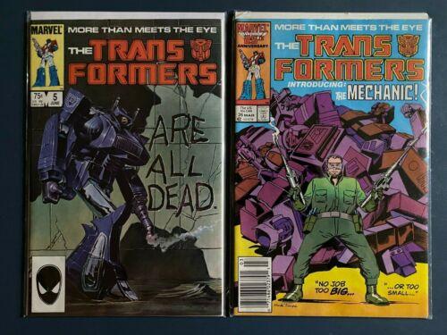 Transformers #26 (Marvel,1984-91)  - Last one of Sale