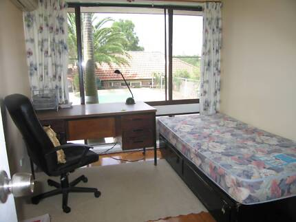 MARSFIELD & EASTWOOD BOUNDARY, ONE DOUBLE ROOM FOR RENT. $180