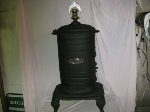 "UNBELIEVABLE  Antique "" Jacob Glover 1874 "" Wood Stove LQQK!!"