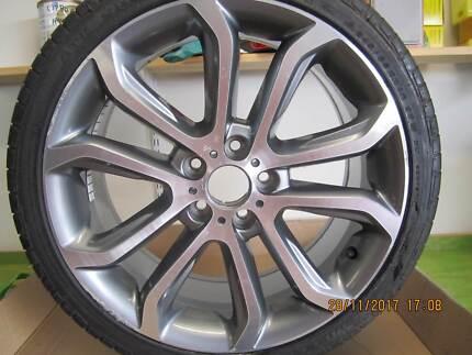 FG Falcon XR6 Mark II Special Edition Mag Wheel