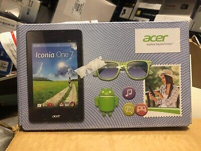 tablet acer iconia one 7 8gb segunda mano  Embacar hacia Mexico
