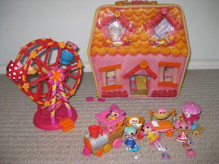 LaLaLoopsy toys
