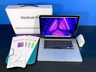 Apple MacBook Pro Pre-Retina 15 inch / Core i7 2.3Ghz / 1TB SSD HYB / WARRANTY!