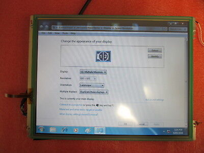B104sn01 V.0 Lcd With Resistive Touch