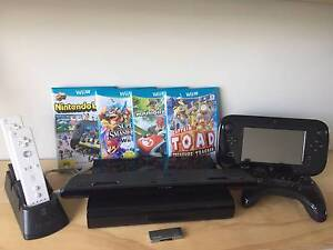 Wii Console with Accessories and Games Nollamara Stirling Area Preview