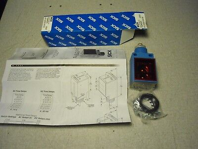 Sick Ws2000-d4100 Photoelectric Sensor
