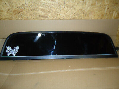 02 03 04 05 06 CHEVY AVALANCHE CADILLAC ESCALADE EXT MID GATE REAR GLASS WINDOW