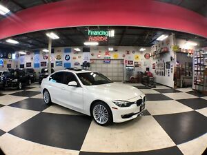 2015 BMW 3 Series X DRIVE LUXURY + PREMIUM PKG AUT0 SUNROOF 94K