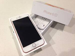 Brand new iPhone 6S 64GB Rose Gold Unlocked Richlands Brisbane South West Preview