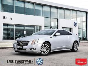 2011 Cadillac CTS Performance Collection/Leather/Heated Seats