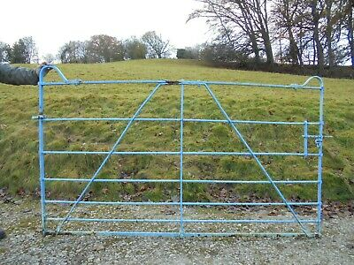 Original cast iron estate gate  - wrought iron gate MAY DELIVER
