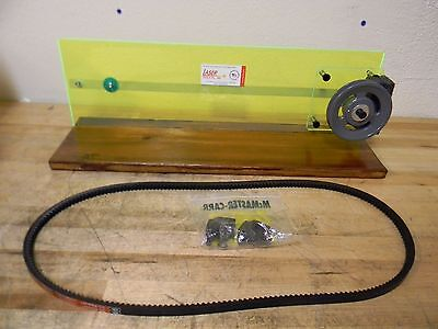 Laser Tools Co. Sheave Alignment Trainer System 3 Beam Gl80 Trainer