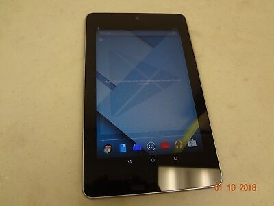 "ASUS Nexus 7 1st Gen ME370T 7"" 32GB Wi-Fi Tablet (BLACK/ SILVER)"