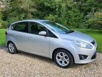 Ford C-Max 1.6 TDCi Zetec 5dr + Exceptional Condition Throughout