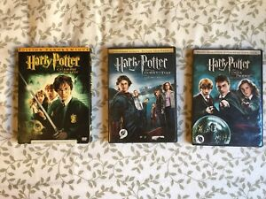 Films « Harry Potter » en DVD