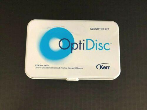OptiDisc Finishing and Polishing Discs, Assorted Kit – Kerr