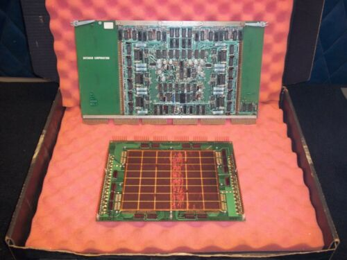Dataram ( Vintage ) 40545  With  DR-118A Ferrite Core Memory