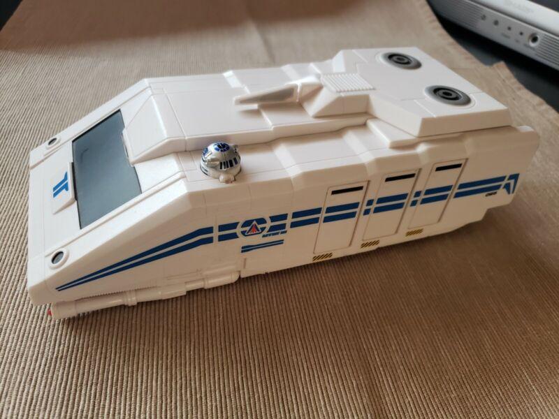 """2002 Star Wars Star Tours Starspeeder 3000 Lucasfilm Disneyland 9"""" Toy Model"""
