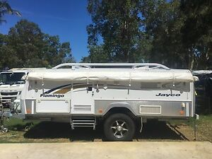 12/09 Jayco Flamingo Outback Eagleby Logan Area Preview