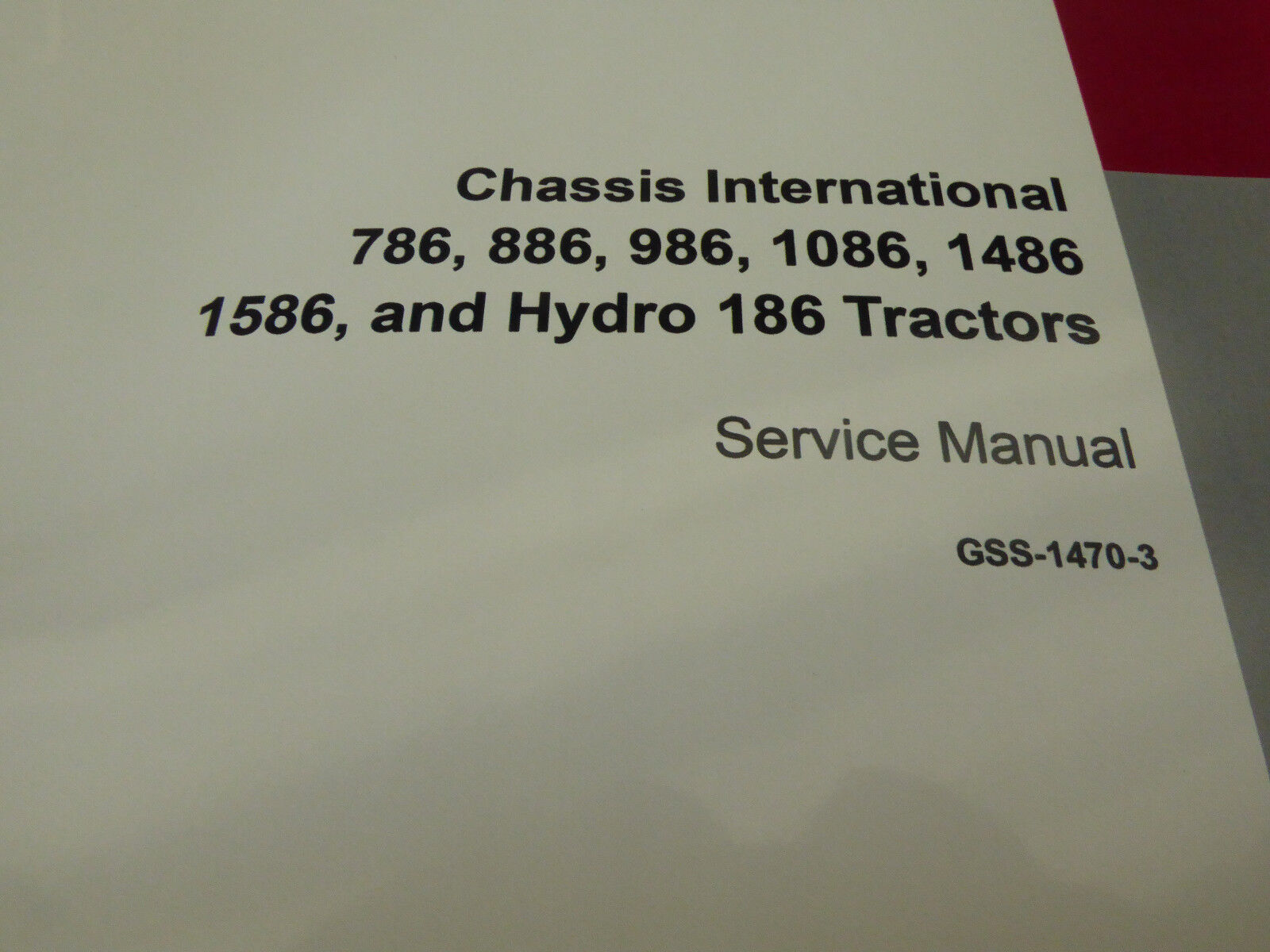 Case Ih 1586 Wiring Schematic Ford 4600 Diesel Tractor Diagram 786 International Data Schema On