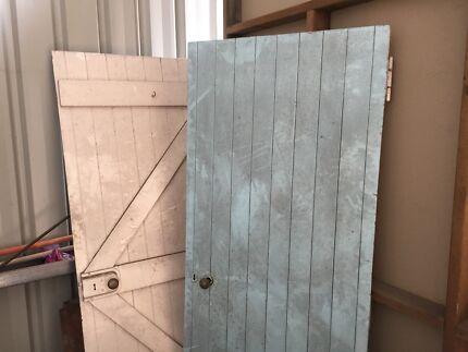 Antique jarrah doors & old jarrah doors | Gumtree Australia Free Local Classifieds
