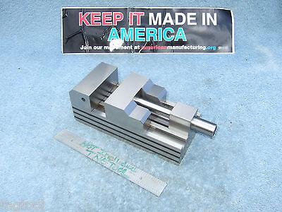 Sine Grind Vise Ideal Tool Co. Toolmaker Made Copy Rare Inspection Quality Grind