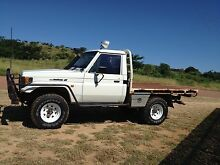 1997 Toyota LandCruiser Ute Lissner Charters Towers Area Preview
