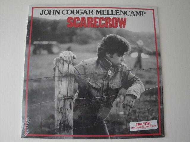 John Cougar Mellencamp: Scarecrow Vinyl LP