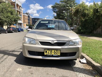 Mazda Astina 2000