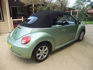 2007 Volkswagen Beetle Convertible Lismore Lismore Area Preview