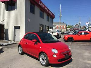 2016 FIAT 500c Pop Convertible/ keyless entry/ Bluetooth