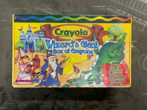 Vintage 1999 Sealed Crayola Wizard