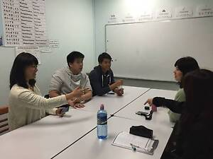 English and Japanese Language Exchange Melbourne CBD Melbourne City Preview