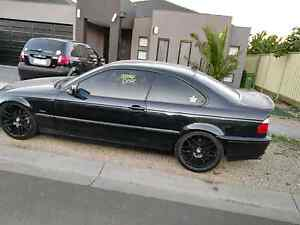 2001 BMW 2 door  325i for parts Campbellfield Hume Area Preview